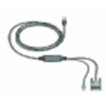 IBM/Lenovo31R3132	IBM 3M Console Switch Cable (USB) - Keyboard,Mouse,Monitor三合一訊號連接線