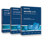 SOPHOSSophos small business security solutions 2.5Antivirus