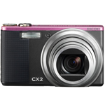 RICOHCX2(two-tone(gray x pink))
