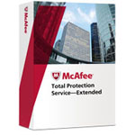 McAfeeMcAfee Total Protection Service—Extended