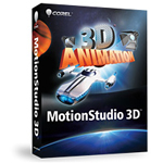 CorelMotionStudio 3D