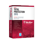 McAfeeMcAfee Total Protection 2013