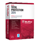 McAfeeMcAfee Total Protection 2014
