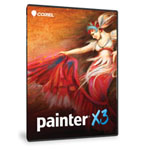 CorelPainter X3 (Windows/Mac)