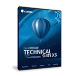 CorelTechnical Suite X6