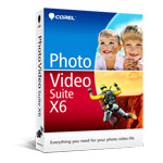 CorelPhoto Video Suite X6