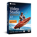 CorelVideoStudio Ultimate X7