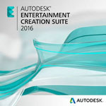 AutodeskEntertainment Creation Suite 套裝產品