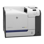 HPHP LaserJet Enterprise 500 彩色印表機 M551dn