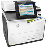 HPPageWide Enterprise Color MFP 586dn