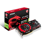 MSI微星MSI GEFORCE GTX 980 TI GAMING 6G STD