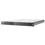 HPHP HPE StoreEver LTO-5 Ultrium 3000 SAS Tape Drive in a 1U Rack Mount Kit