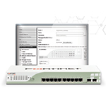 FORTINETFORTINET FORTISWITCH 124D-POE