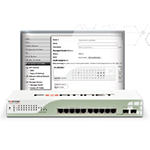 FORTINETFORTINET FORTISWITCH 224D-FPOE