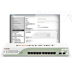 FORTINETFORTINET FORTISWITCH 424D-POE