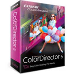 cyberlink訊連科技_CyberLink ColorDirector 5_編輯多媒體影像>