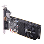 HISHIS R5 230 Fan 2GB DDR3 PCI-E DVI/HDMI/VGA