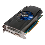 HISHIS 7850 Fan 2GB GDDR5 PCI-E DVI/HDMI/2xMini DP