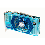 HISHIS 7750 IceQ X (Blue) Turbo 1GB GDDR5 PCI-E DVI/HDMI/2xMini DP