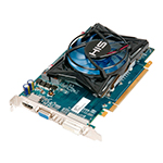 HISHIS 6670 Fan 2GB DDR3 PCI-E DVI/HDMI/VGA