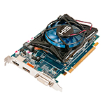 HISHIS 6670 Fan 1GB GDDR5 PCI-E DP/DVI/HDMI (DiRT 3 Edition)