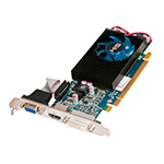 HISHIS 6570 Fan 1GB DDR3 PCI-E DVI/HDMI/VGA