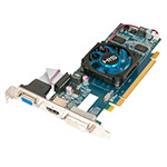 HISHIS 6450 Fan 2GB DDR3 PCI-E DVI/HDMI/VGA