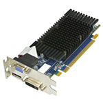 HISHIS 5450 Silence 1GB DDR3 PCI-E DP/DVI/VGA Low Profile
