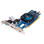 HISHIS 5450 Fan 1GB DDR3 PCI-E DLDVI-D/HDMI/VGA