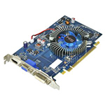 HISHIS HD 4650 Fan Native HDMI 1GB (128bit) 800MHz DDR2 PCIe
