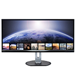 PHILIPSPHILIPS Brilliance UltraWide 液晶顯示器配備 MultiView BDM3470FP/96