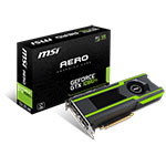 MSI微星MSI GeForce GTX 1080 Ti AERO 11G