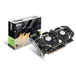 MSI微星MSI GeForce GTX 1050 Ti 4GT OCV1
