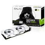 GalaxyGalaxy 影馳 GALAX GeForce GTX 1080 Ti EXOC White