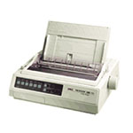 OKI_Dot Matrix Printers ML320T_商用印表/事務機>