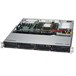 SuperMicro_SuperMicro SuperServer 5019P-MTR_機架式Server