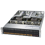 SuperMicro_SuperMicro SuperServer 2029U-TN24R4T (Complete System Only)_機架式Server