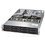 SuperMicro_SuperMicro SuperServer 6029U-E1CRT (Complete System Only)_機架式Server