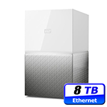 WDWD My Cloud Home Duo 8TB(4TBx2) 3.5吋雲端儲存系統