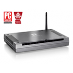 LevelOne54Mbps Wireless ADSL2+ VoIP Router