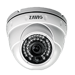 ZAVIOCD3210 - 2MP Outdoor IR Eyeball Dome