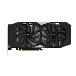 Gigabyte技嘉GIGABYTE GeForce GTX 1660 Ti WINDFORCE OC 6G