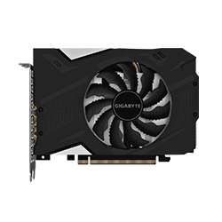 Gigabyte技嘉GIGABYTE GeForce GTX 1660 Ti MINI ITX OC 6G