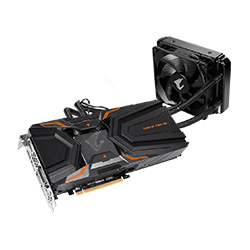 Gigabyte技嘉GIGABYTE AORUS GeForce GTX 1080 Ti Waterforce Xtreme Edition 11G