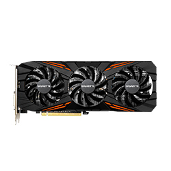 Gigabyte技嘉GIGABYTE GeForce GTX 1070 WINDFORCE 3X 8G