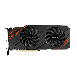 Gigabyte技嘉GIGABYTE GeForce GTX 1070 WINDFORCE 8G