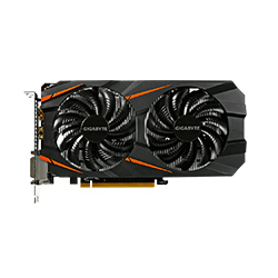 Gigabyte技嘉GIGABYTE GeForce GTX 1060 WINDFORCE 6G