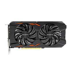 Gigabyte技嘉GIGABYTE GeForce GTX 1050 Ti Windforce 4G
