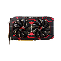PowerColor 撼訊PowerColor Red Devil Radeon?RX 590 8GB GDDR5 (AXRX 590 8GBD5-3DH/OC)