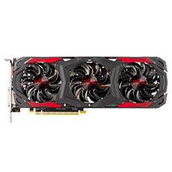 PowerColor 撼訊PowerColor Red Devil Radeon RX 570 4GB GDDR5 (AXRX 570 4GBD5-3DH/OC)